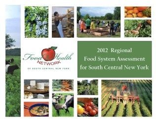 2012 Regional Food System Assessment for South Central NY