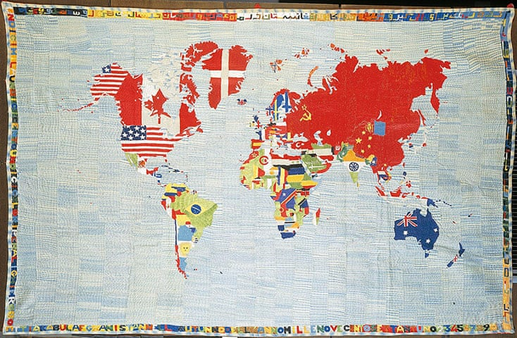 Alighiero and Boetti Foundation)
