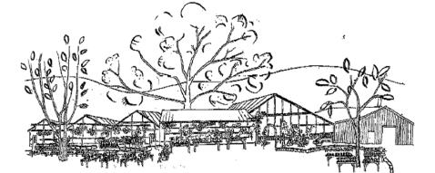 Drawn Greenhouse
