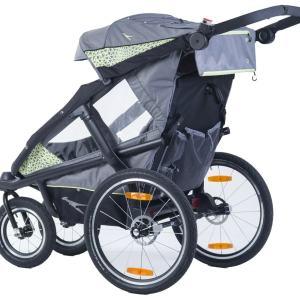 tfk Kinder Kinderwagen Buggy Joggster Velo 2-Sitzer