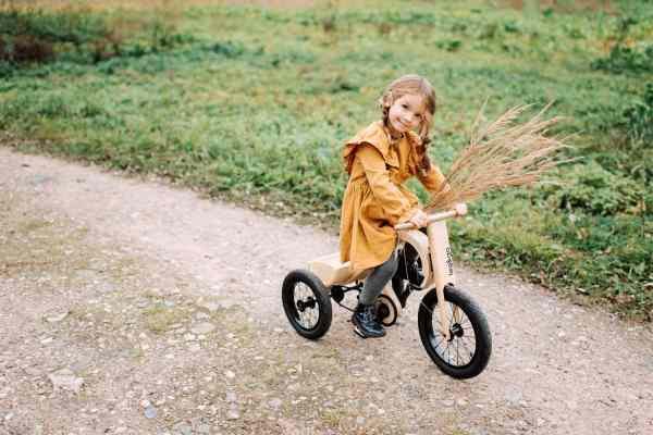LEG&GO Tricycle – Kinderdreirad Umbauset 4