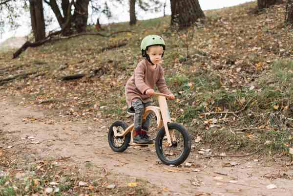 LEG&GO 3in1 Balance Bike Laufrad 7