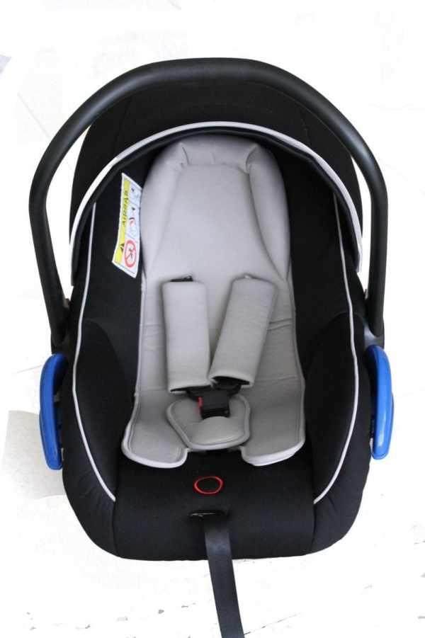 Qeridoo Babyschale für PKW und Fahrradanhänger 2