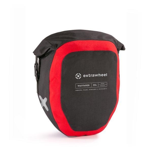 EXTRAWHEEL -Fahrradtaschen Wayfarer 2x25 Liter