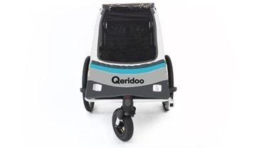 Qeridoo Bezug Oberteil Sportrex2 Blau