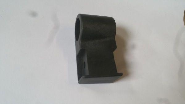Plastikhalter Halter ( Links in Fahrrichtung ) vorne für Dachrahmenstangen für KidGoo (A7)