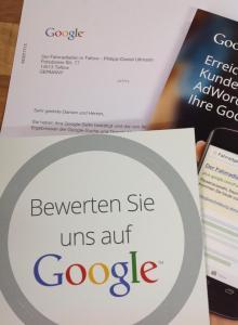 Google-BewertungsufkleberaGoogle-Bewertjngs-AufkleberaGoogle-Bewertungs-Aufkleber