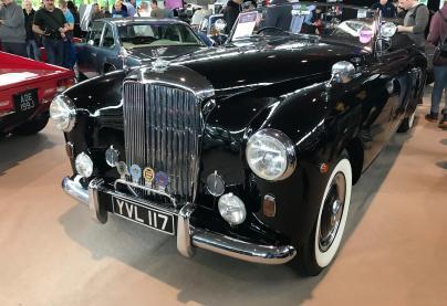 Oldtimer Bentley