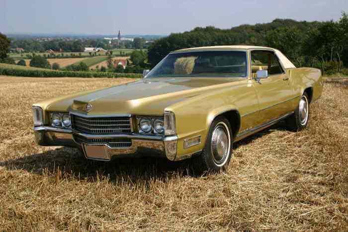 Cadillac-Eldorado Oldtimer mieten Melle