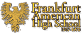 Frankfurt American High School Logo