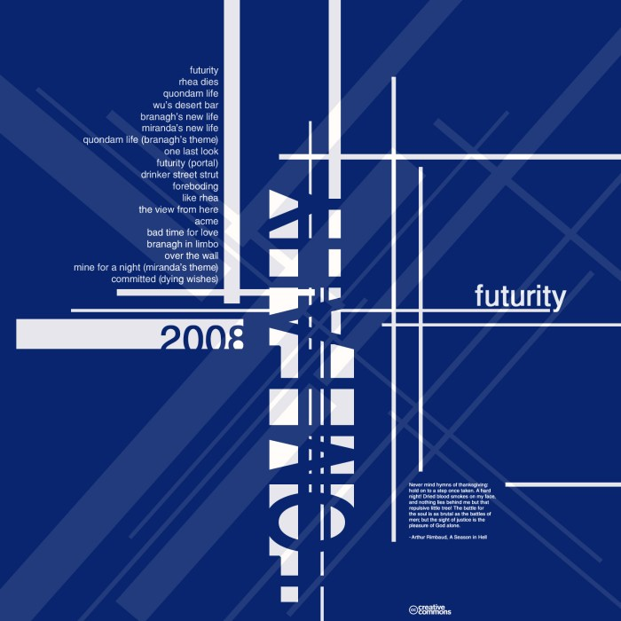 Futurity, by Tom Fahy