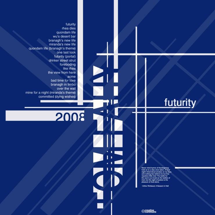 Futurity, by Tom Fahy