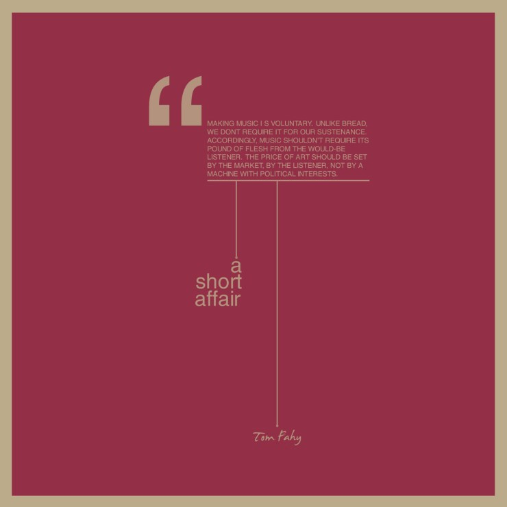 A Short Affair, by Tom Fahy (2004)