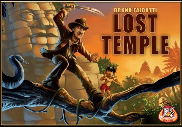 Among my own designs, my favorite racing game is certainly Lost Temple. It  recycles the character selection system from Citadels on a completely  different ... 2f2dafd3bb9