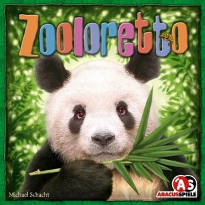 Zooloretto, un jeu de Michael Schacht illustré par Michael Schacht, ça simplifie la question.