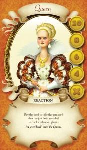 Queens Necklace - queen
