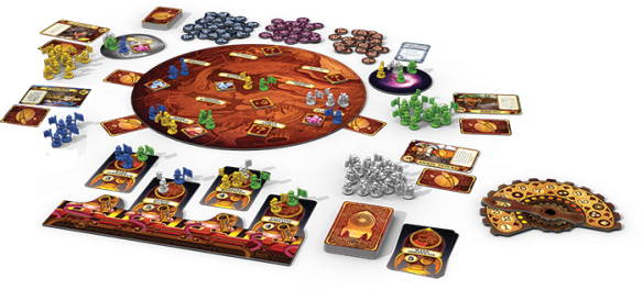mission red planet layout