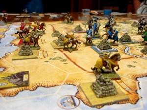warrior knights jim stevens