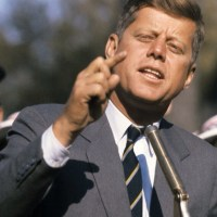 Conformity is the jailer of freedom...JFK