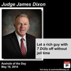 Judge james dixon