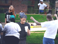 Mike Brown body dead laid in the street for over 4 hours; Friends attempted to conceal the image of his body per request of family.