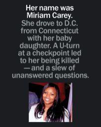 Miriam Carey RIP