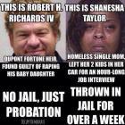 Shanesha Taylor vs Robert Richards