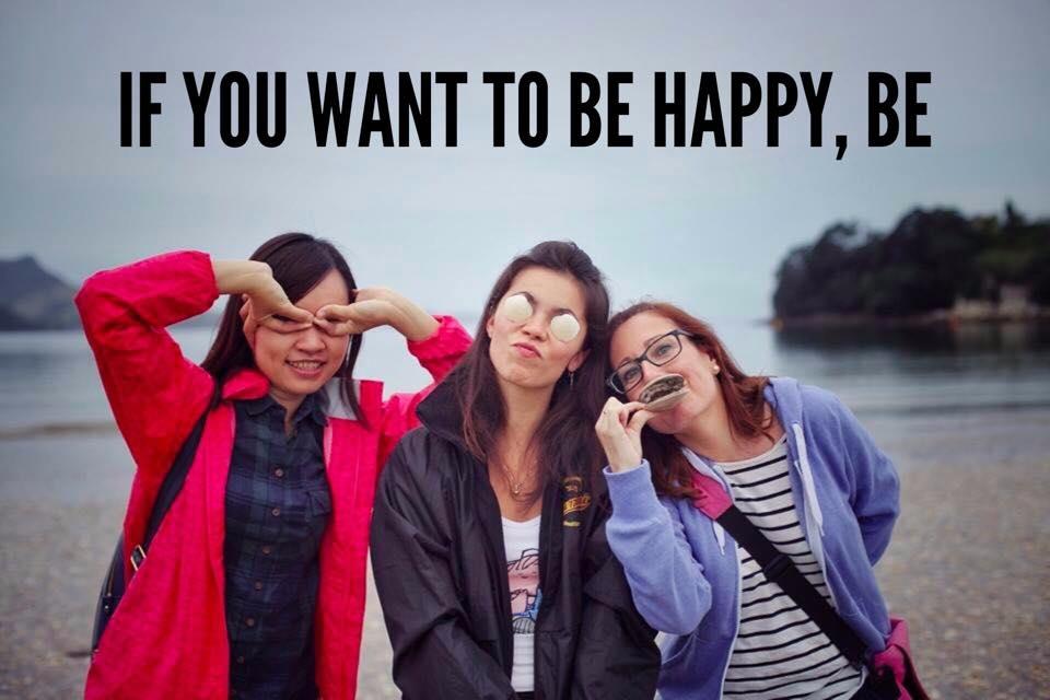Be happy in NZ