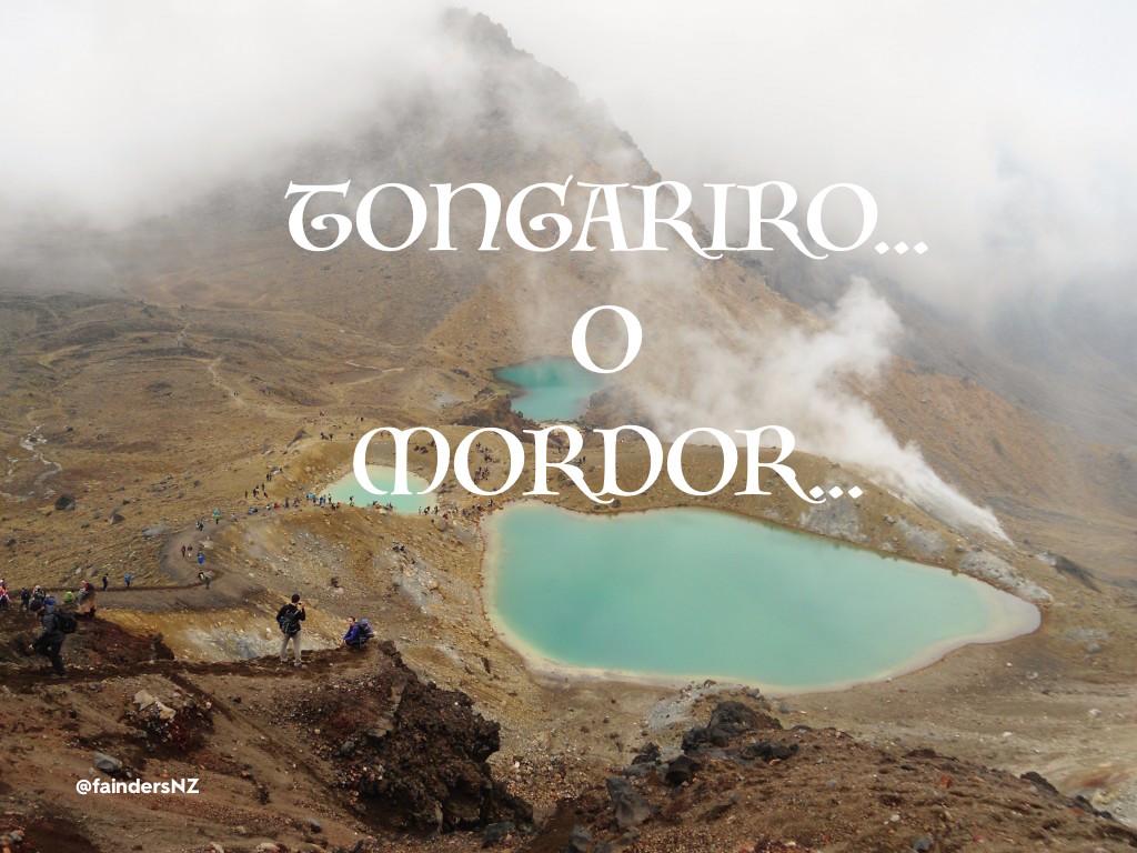 Tongariro Alpine Crossing en Nueva Zelanda, uno de los mejores trekkings del mundo