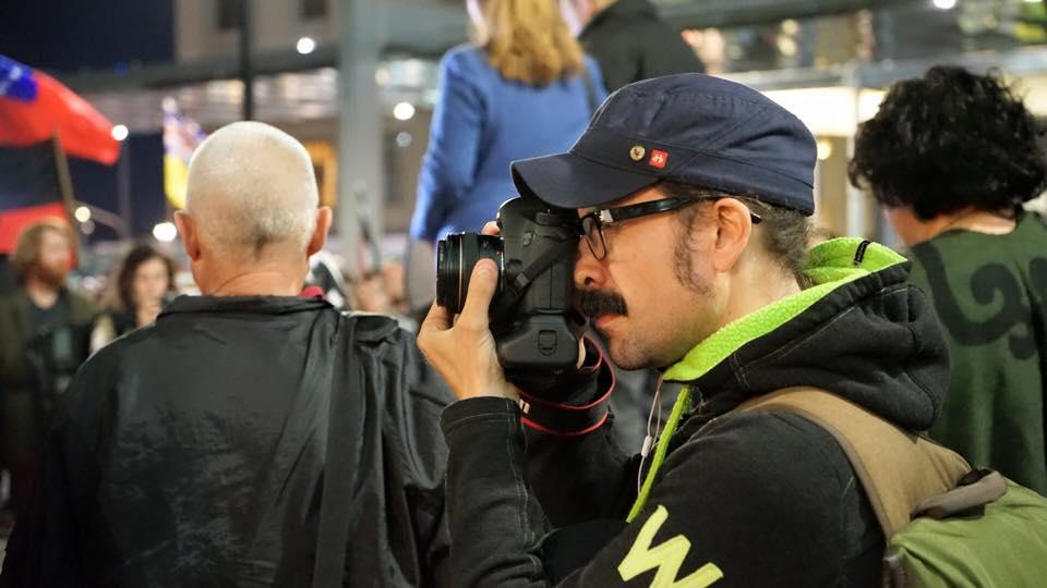 Alberto Sánchez Fainders New Zealand - Fotógrafo