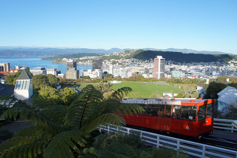 WELLINGTON (NORTH ISLAND)