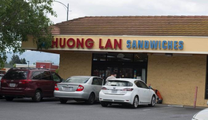 huong lan sandwiches