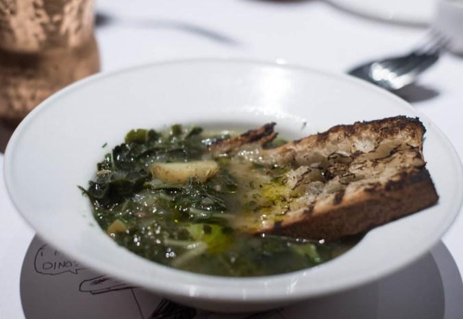 bottega minestrone