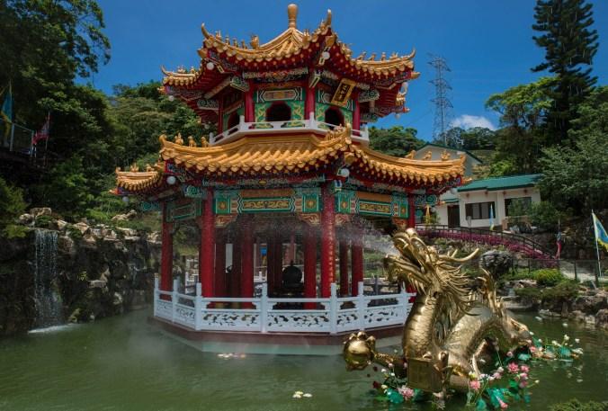 dragon fountain 2