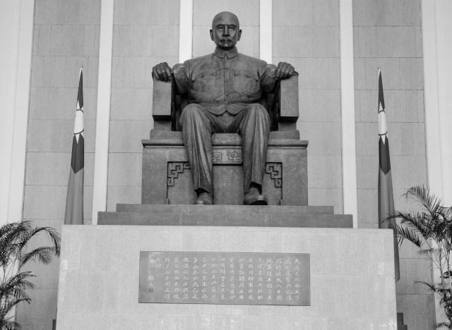 sun yat sen statue