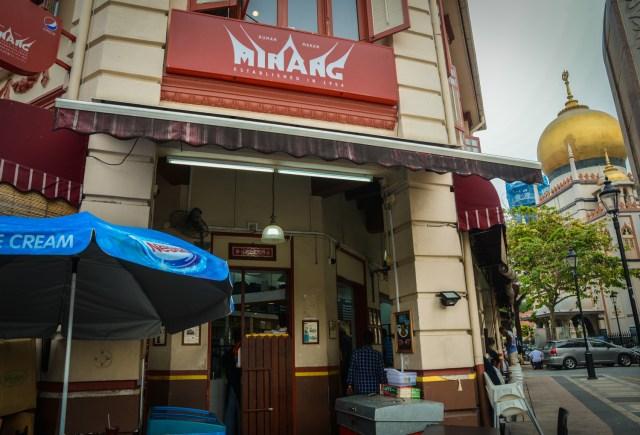 minang storefront