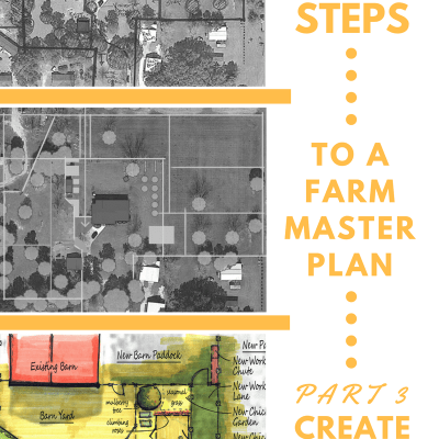 A 5 Step System to a Farm Master Plan