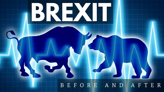 BREXIT Before and After