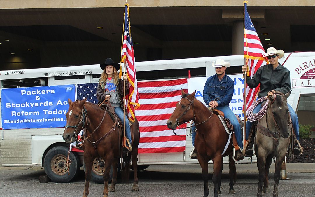 Rally for Fair Cattle Markets in Omaha, Nebraska