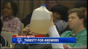 Flint, Michigan, water
