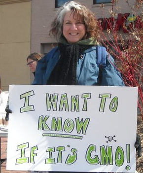 I Want to Know if It's GMO (cc photo: Alexis Baden-Mayer)