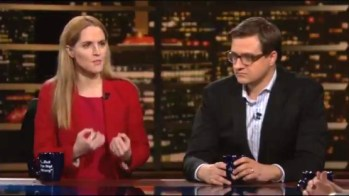 Louise Mensch and Chris Hayes on Real Time