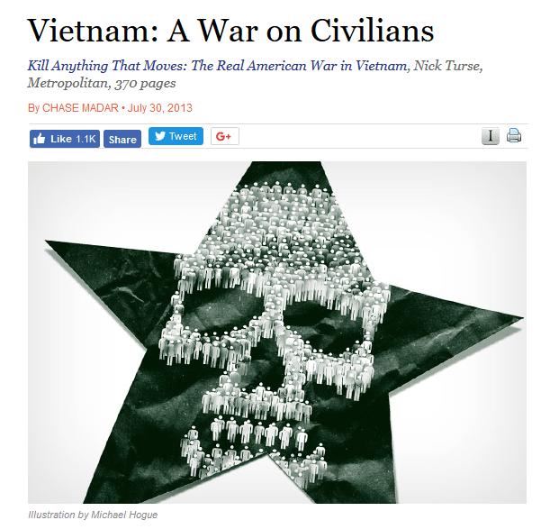 American Conservative: Vietnam: A War on Civilians