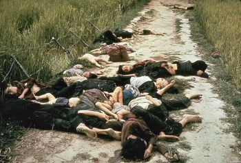 Civilians murdered by US troops at My Lai (photo: Ronald L. Haeberle/US Army)