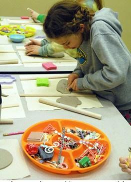 Artists in Schools Residency with Doris Pfalmer