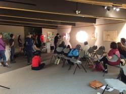 'How to photograph your artwork' workshop w/ Da-ka-xeen Mehner