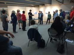 Photographing artwork workshop w/ Da-ka-xeen Mehner