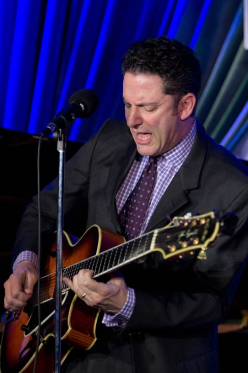 John Pizzarelli by Andrew Lepley