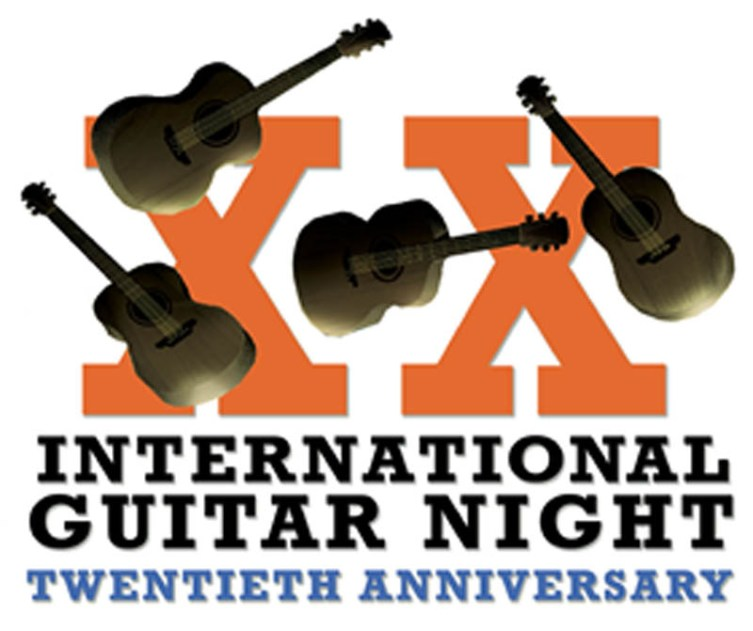 Intenational Guitar Night