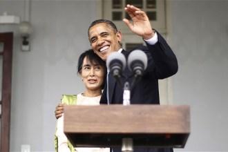 Myanmar an emerging surrogate